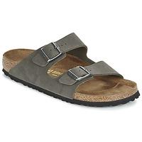Schuhe Herren Pantoffel Birkenstock ARIZONA Kaki
