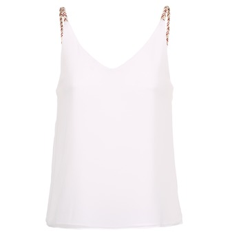 Kleidung Damen Tops / Blusen Betty London EVOUSA Weiss