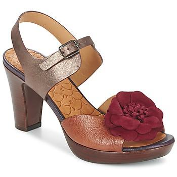Schuhe Damen Sandalen / Sandaletten Chie Mihara JELIO Bordeaux