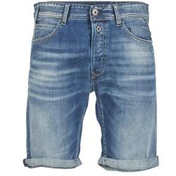Kleidung Herren Shorts / Bermudas Replay SHORT 901 Blau