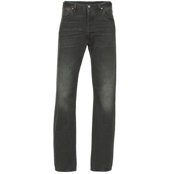 Kleidung Herren Straight Leg Jeans Levi's 501 Schwarz