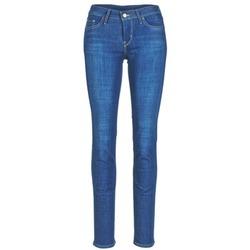 Kleidung Damen Slim Fit Jeans Levi's 712 SLIM   /   /