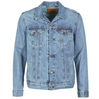 Kleidung Herren Jeansjacken Levi's THE TRUCKER JACKET   /