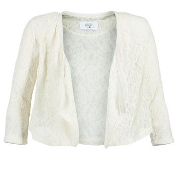 Kleidung Damen Jacken / Blazers Le Temps des Cerises ILONA Weiss
