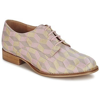 Schuhe Damen Derby-Schuhe Betty London ESQUIDE Multifarben