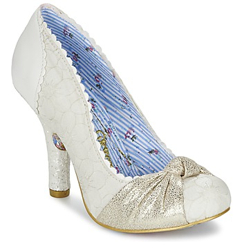 Schuhe Damen Pumps Irregular Choice SMARTIE PANTS Weiss