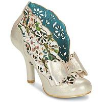 Schuhe Damen Ankle Boots Irregular Choice SASSLE Beige / Floral