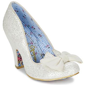 Schuhe Damen Pumps Irregular Choice NICK OF TIME Weiss