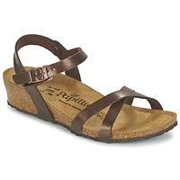 Schuhe Damen Sandalen / Sandaletten Papillio ALYSSA Braun / Perlmut