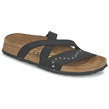 Schuhe Damen Sandalen / Sandaletten Papillio COSMA Schwarz