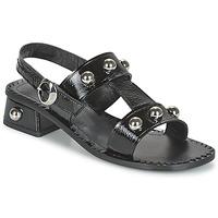 Schuhe Damen Sandalen / Sandaletten Sonia Rykiel SONIA BY - SLIPPI Schwarz