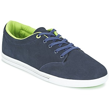 Schuhe Herren Sneaker Low Globe LIGHTHOUSE SLIM Marine / Gelb