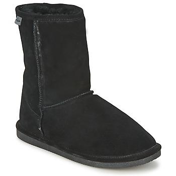 Schuhe Damen Boots Axelda  Schwarz