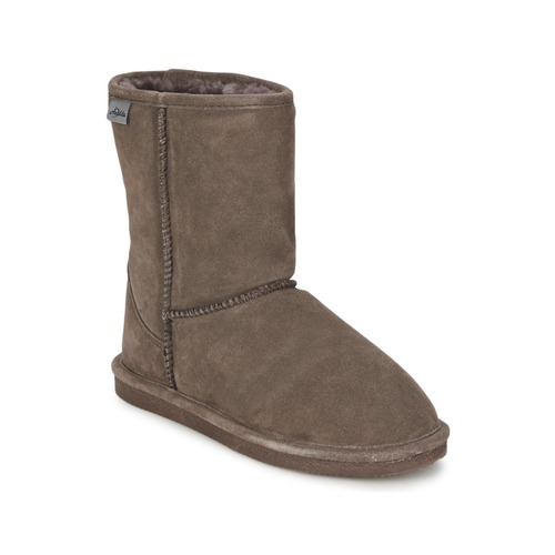Schuhe Damen Boots Axelda  Grau