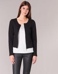 Kleidung Damen Jacken / Blazers Vila VINAJA Schwarz
