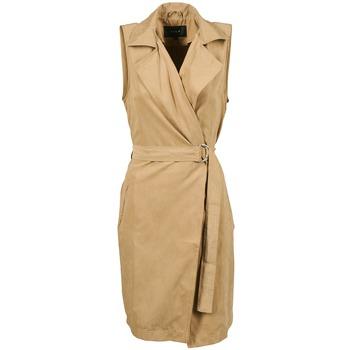 Kleidung Damen Trenchcoats Vila VIEMMELY Beige