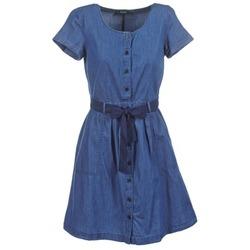 Kleidung Damen Kurze Kleider Vila VIKARI Blau
