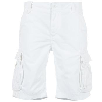 Kleidung Herren Shorts / Bermudas Kaporal KORGE Weiss