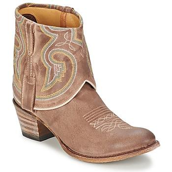Schuhe Damen Boots Sendra boots 11011 Maulwurf