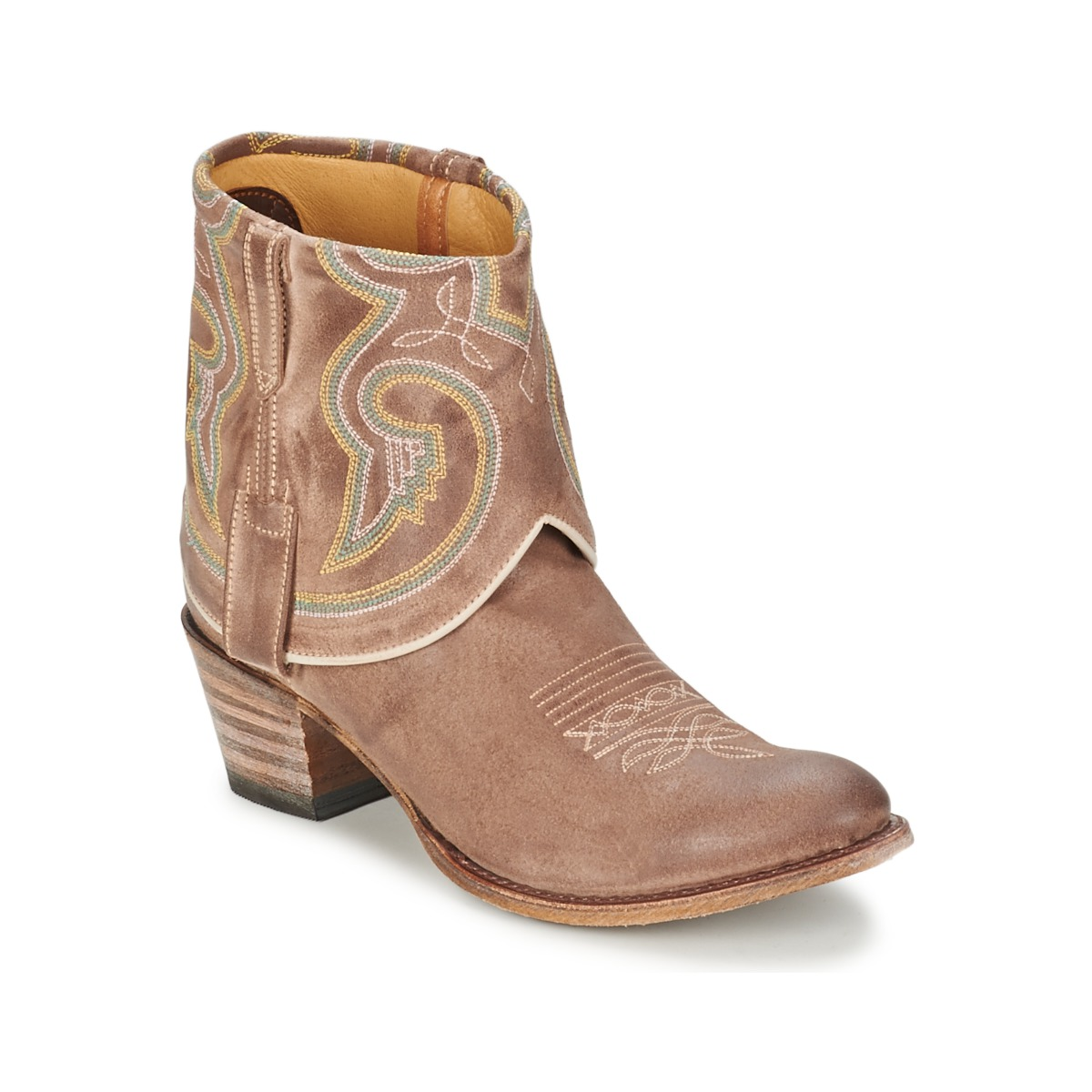 Sendra boots 11011 Maulwurf