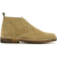 Schuhe Herren Boots Avirex 152.M.136 10 Ankle Man Taupe Taupe