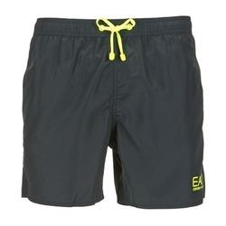 Kleidung Herren Badeanzug /Badeshorts Emporio Armani EA7 BOXER BEACHWEAR Schwarz