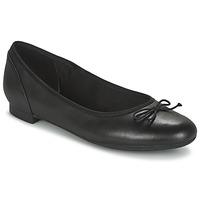 Schuhe Damen Ballerinas Clarks COUTURE BLOOM Schwarz