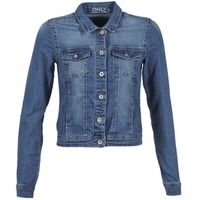 Kleidung Damen Jeansjacken Only NEW WESTA Blau