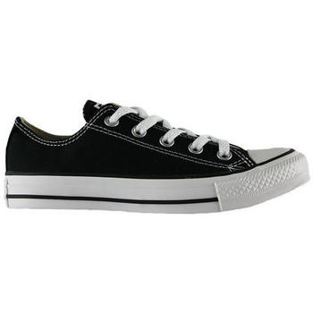 Schuhe Damen Sneaker Low Converse Chuck taylor all star ox black Negro