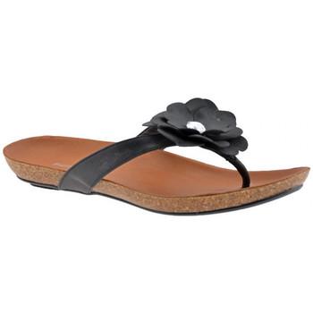 Schuhe Damen Zehensandalen F. Milano Anatomische Cork flip flop zehentrenner