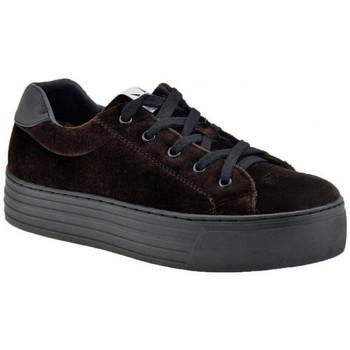 Schuhe Damen Sneaker Low F. Milano Lässige Sneakers Platform turnschuhe