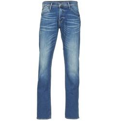 Kleidung Herren Straight Leg Jeans Le Temps des Cerises 812 Blau