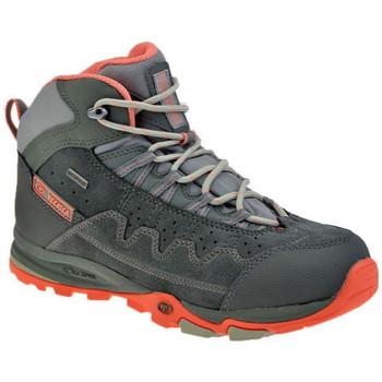 Schuhe Jungen Wanderschuhe Tecnica CycloneIIJRtrekking Grau