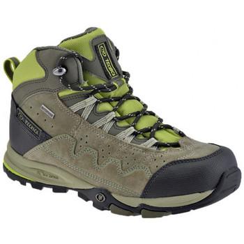 Schuhe Jungen Wanderschuhe Tecnica CycloneIIMidJrtrekking Grün