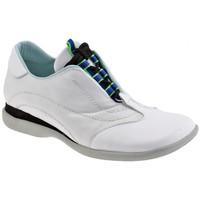 Schuhe Damen Sneaker High Etre Sneak Sport sportstiefel Weiss