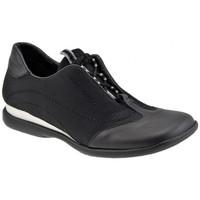 Schuhe Damen Sneaker High Etre Sneak Sport sportstiefel Schwarz