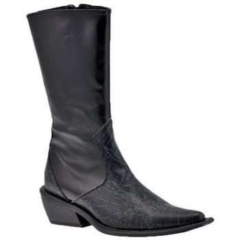 Schuhe Damen Low Boots Laura Biagiotti Texanisch halbstiefel