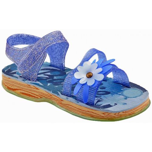 Schuhe Kinder Sandalen / Sandaletten Barbie Farselsandale Blau