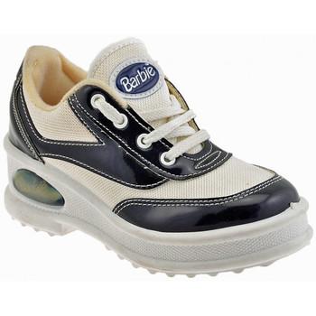 Schuhe Kinder Sneaker Low Barbie Modern turnschuhe Weiss