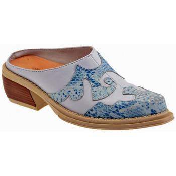 Schuhe Kinder Pantoletten / Clogs La Romagnoli Einlegesohle aus echtem Leder sabot