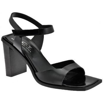 Schuhe Damen Sandalen / Sandaletten Nci Klett-Heel85sandale Schwarz