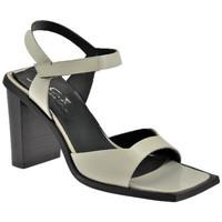 Schuhe Damen Sandalen / Sandaletten Nci Klett-Heel85sandale Beige