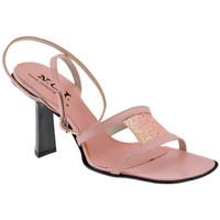 Schuhe Damen Sandalen / Sandaletten Nci HeelAnkleStrap80sandale Rose
