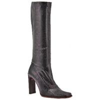 Schuhe Damen Klassische Stiefel Nci HeelStretch95stiefel Violett