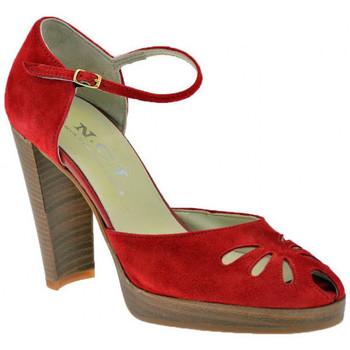 Schuhe Damen Pumps Nci Spuntato hoehe Absatz Multicolor