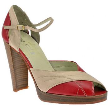 Schuhe Damen Pumps Nci GeprüftHeel110hoeheAbsatzhoeheAbsatz hoehe Absatz Beige