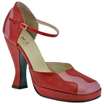 Schuhe Damen Pumps Nci Romantic hoehe Absatz Multicolor