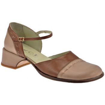Schuhe Damen Sandalen / Sandaletten Nci StrapHeel40sandale Grau