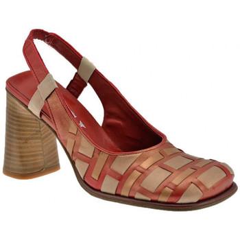 Schuhe Damen Pumps Nci GeflochteneLässigeHeel85plateauschuhe Rot