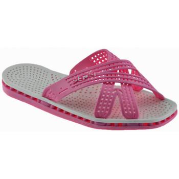 Schuhe Mädchen Sandalen / Sandaletten Sensi MexikoAguaMädchenmeer Weiss